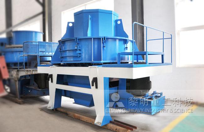PCL冲击式制砂机|河卵石制砂机|煤矸石机制砂
